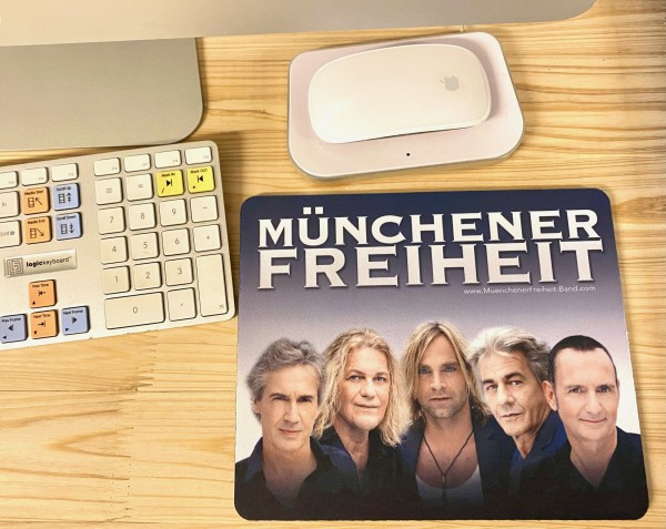 Münchener Freiheit Mousepad